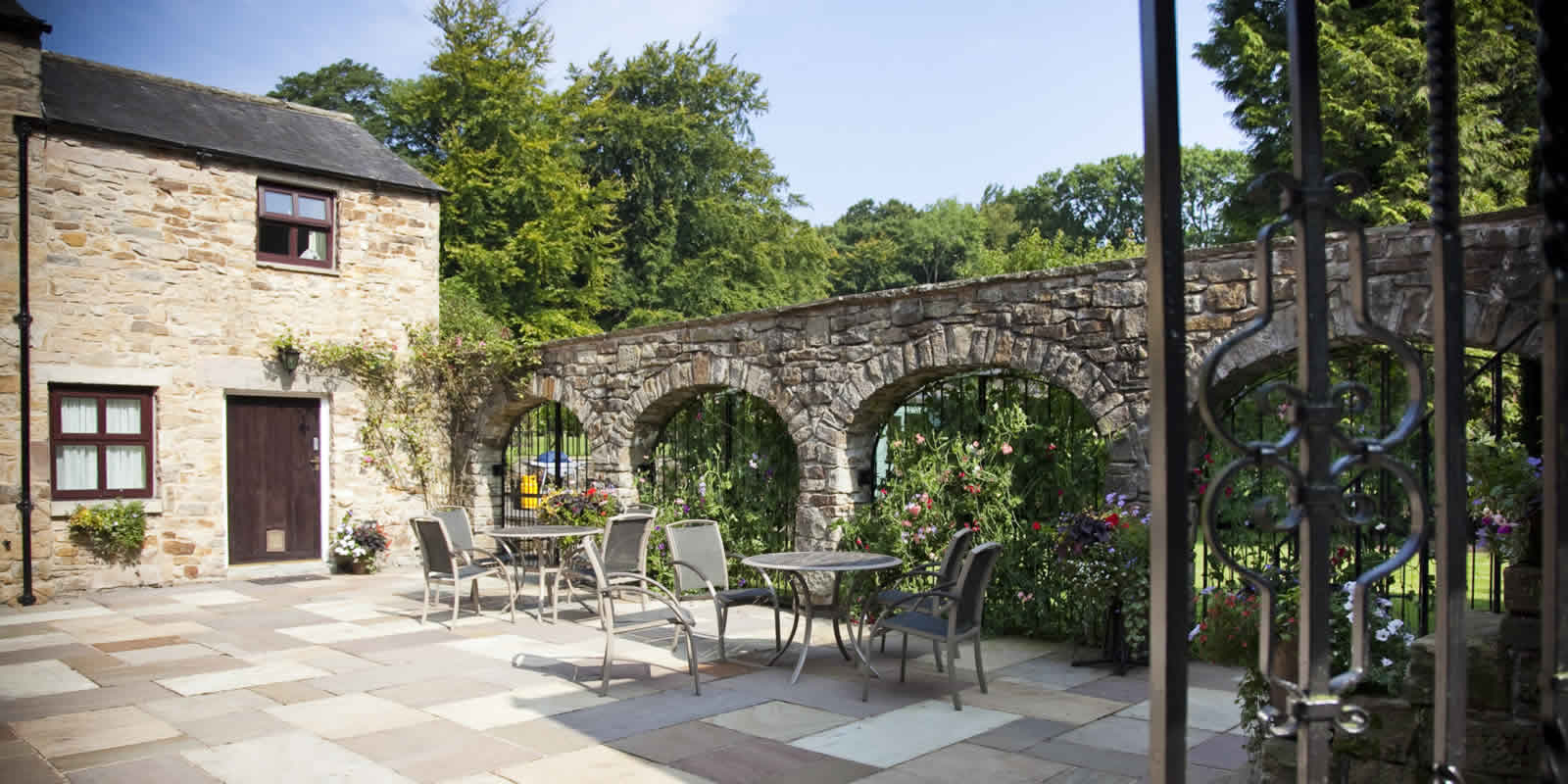 Luxury Holiday Cottages in the ribble valley Clitheroe