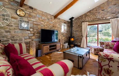 Beech Tree Cottage Lounge. Boutique luxury Luxury Holiday Cottage in Lancashire
