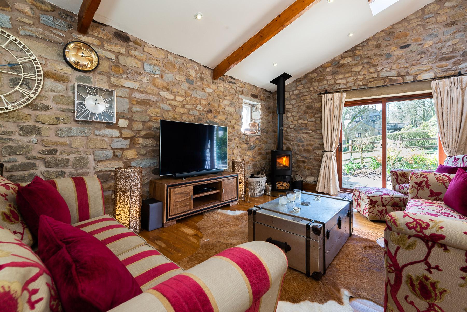 Beech Tree Cottage Lounge. Boutique Luxury Luxury Holiday Cottage In  Lancashire ...