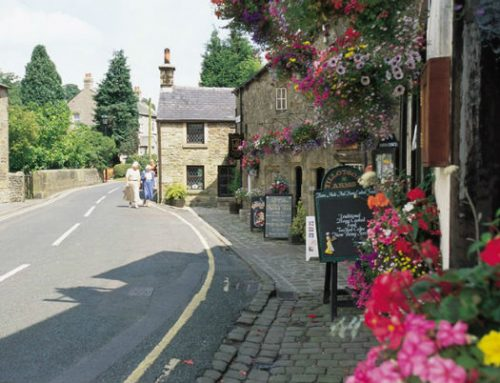 Chipping Village Lancashire
