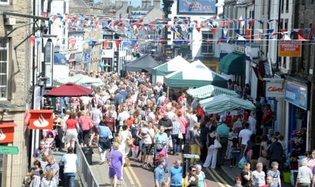 Clitheroe Food Festival 11th August 2018
