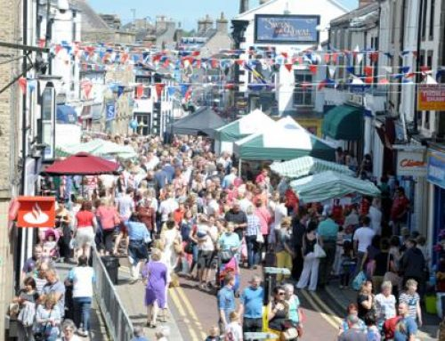 Clitheroe Food Festival March