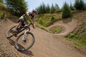 Mountain Biking in Gisburn Forest