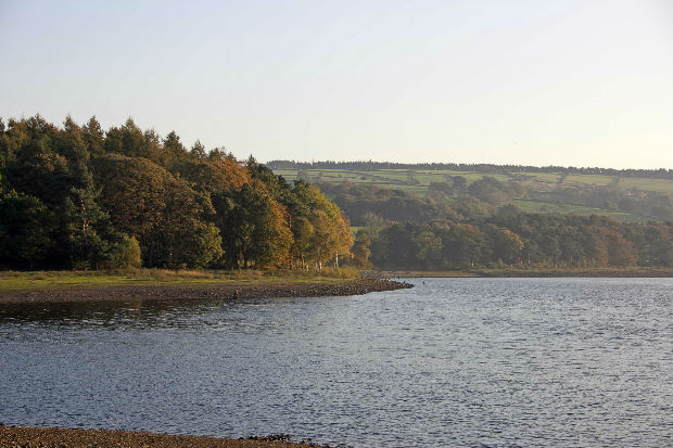 Stocks reservoir fly fishing in Lancashire