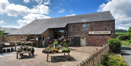 Bashall Barn Food Visitor Centre | Lancashire