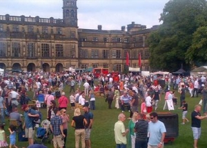 Self catering in Lancashire with the food festival