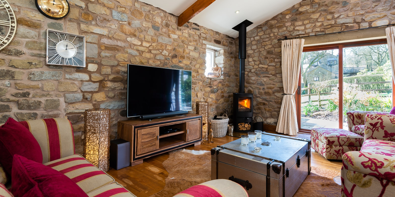 Luxury Lancashire Holiday Cottage