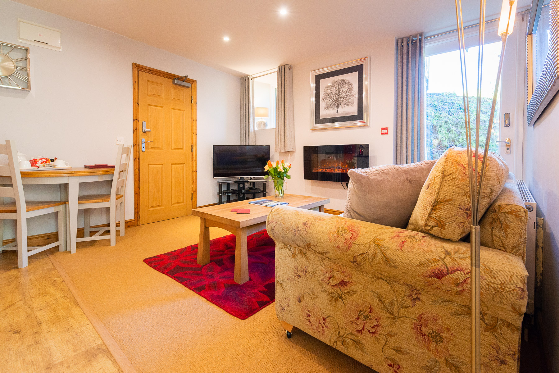 Suttons Loft Lounge. A Luxury Self catering cottage in Lancashire