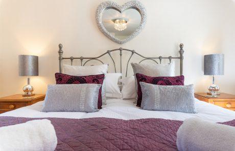 Suttons Loft Bridal Bedroom