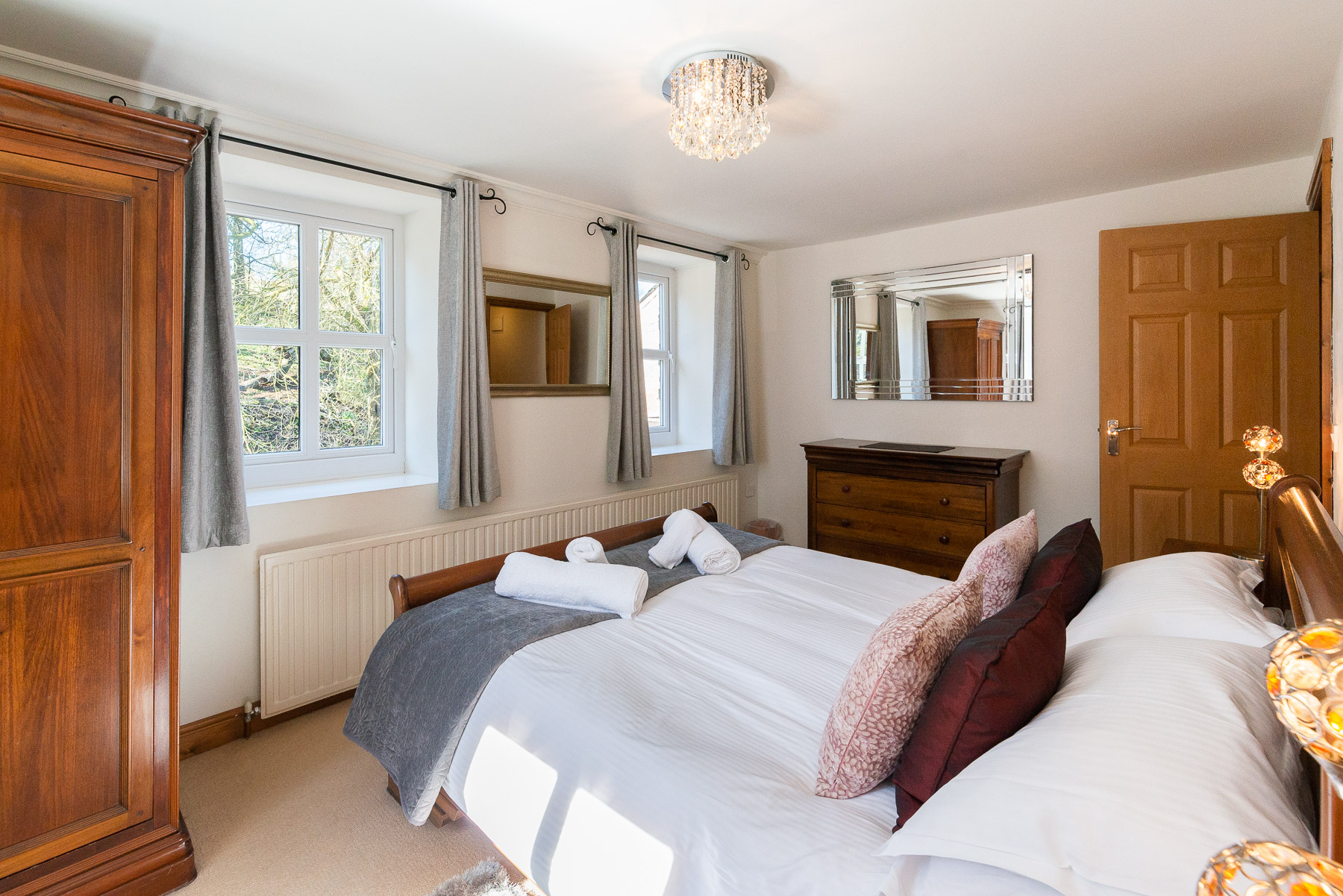 Leagram Luxury self catering in Lancashire