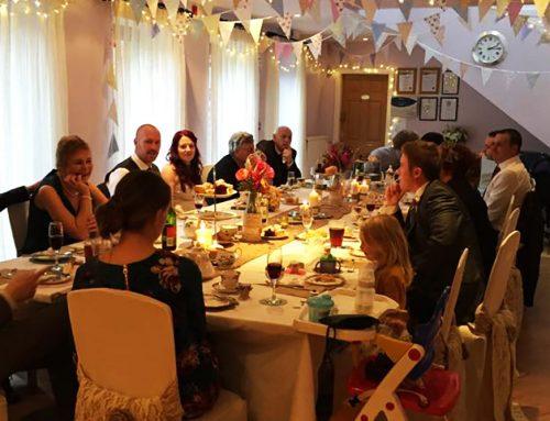 Cobbled Corner Cafe catering services Lancashire